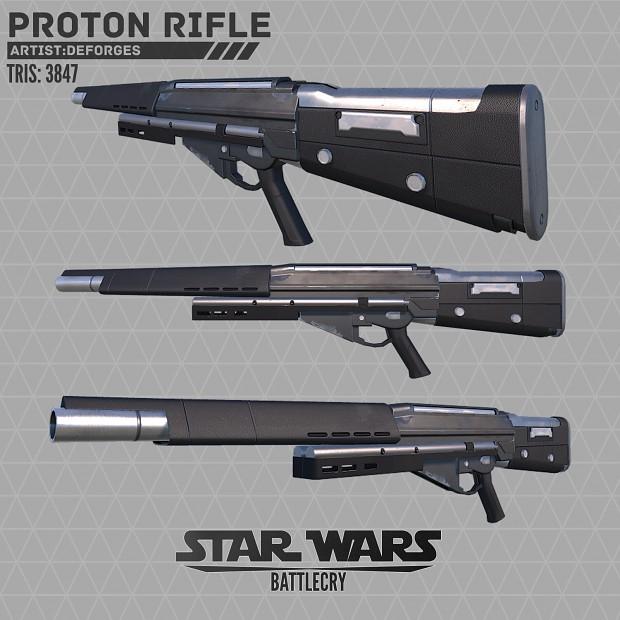 Proton Rifle