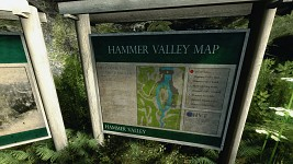 Hammer Valley map