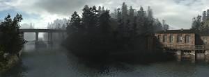 Panorama River