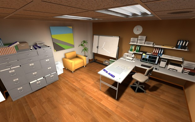 New office images