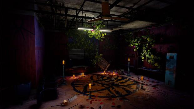 Stone Wells School - Ritual Zone