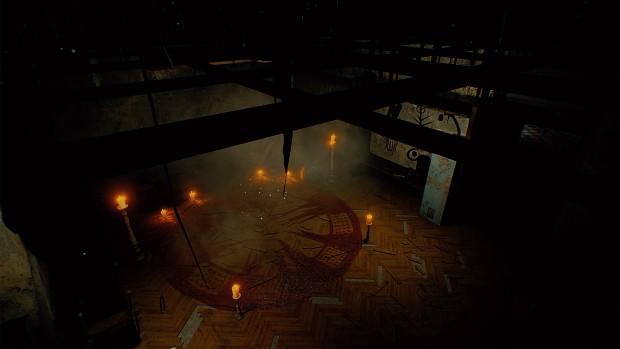 Wakeland Town School - Ritual Zone.