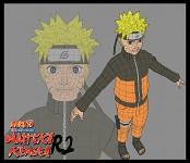 Naruto Poly