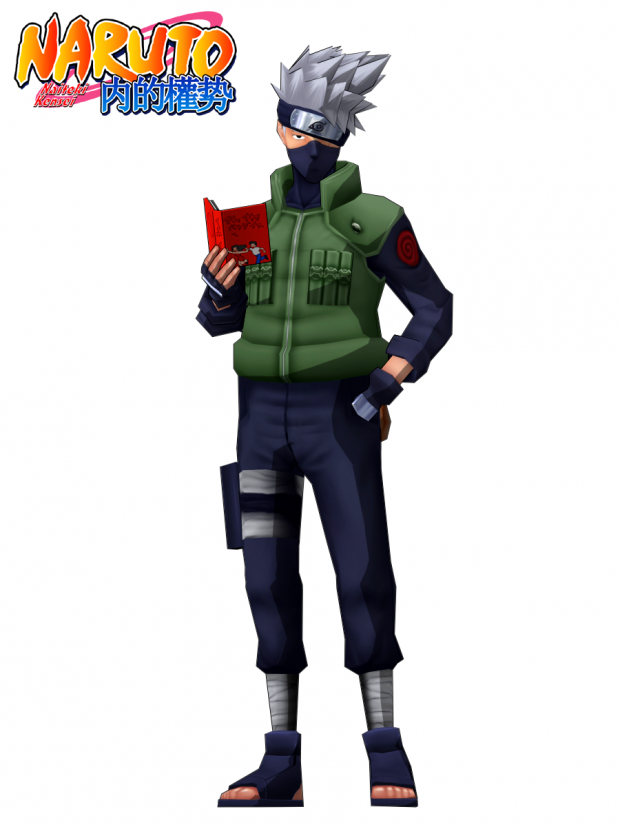 Kakashi Reveal