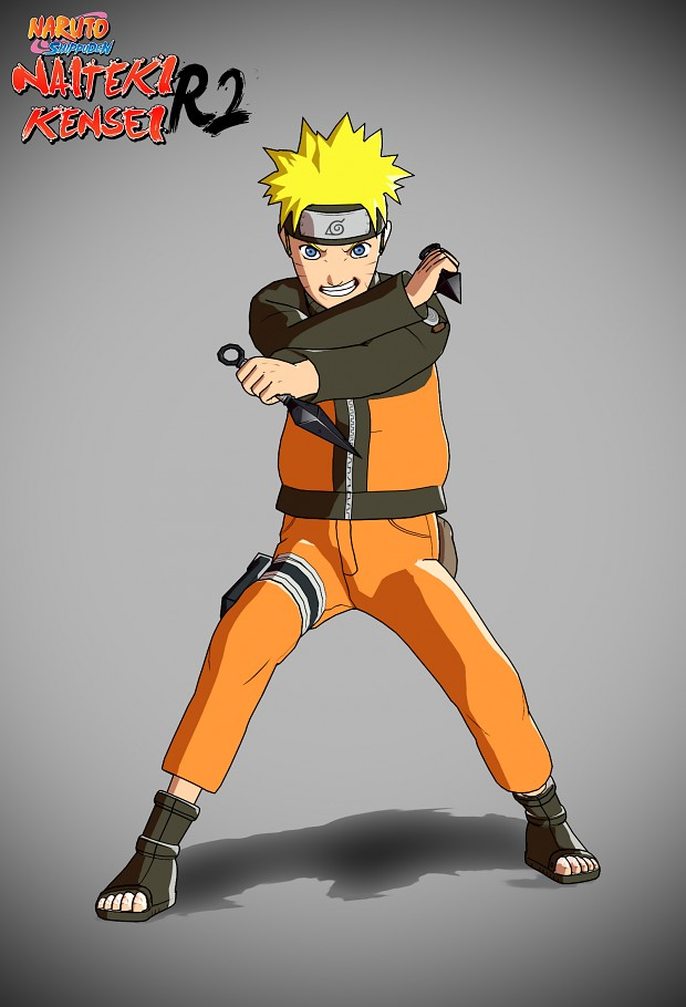 Naruto Render