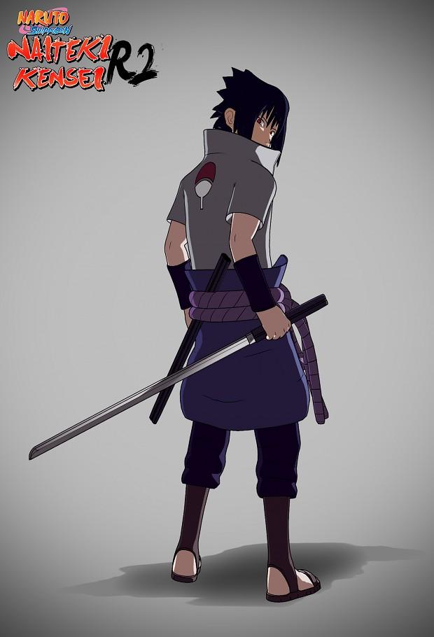 Sasuke Reveal