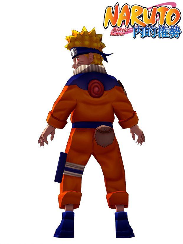 Naruto Render 2