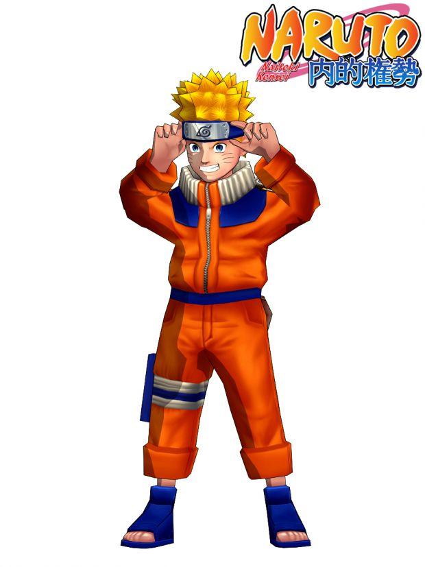 Naruto Render 3