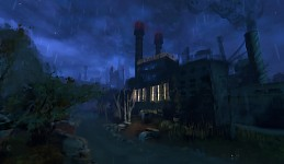Combine factory [Concept Art]