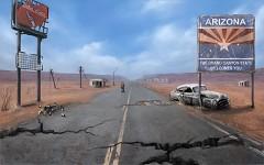 Arizona - The Grand Canyon State Welcomes You