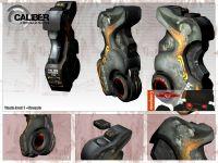 Vamin Implosion Grenade