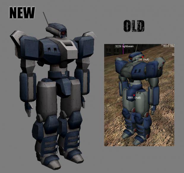Texture update