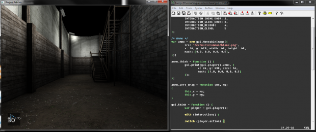 In-Game GUI Editing