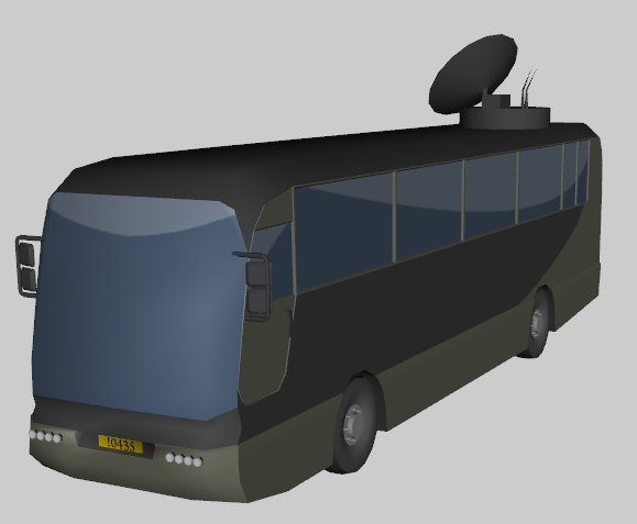 Finished Bus!