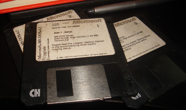 dos floppies