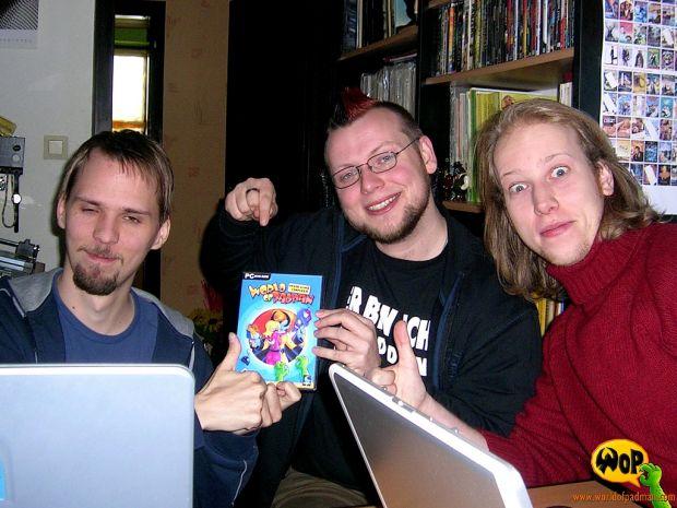WoP member meeting 2008