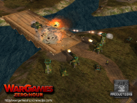 SWR Productions: WarGames Zero Hour