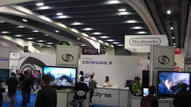 Crytek @ GDC2011
