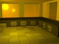 Interior Counter scene
