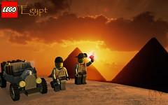 LEGO Egypt Set