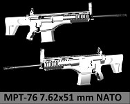 MPT-76 Battle Rifle