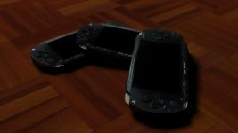 My first model, a PSP
