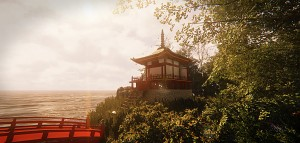 Japanese Village Japanese Shrine Update 2