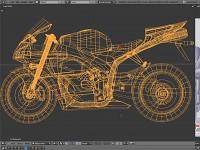 motorbike wire