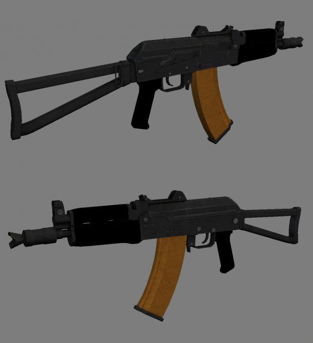 AK74-U wip