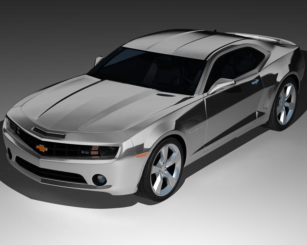 Chevrolet Camaro SS Concept