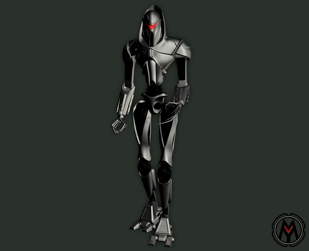 Cylon Centurion Updated
