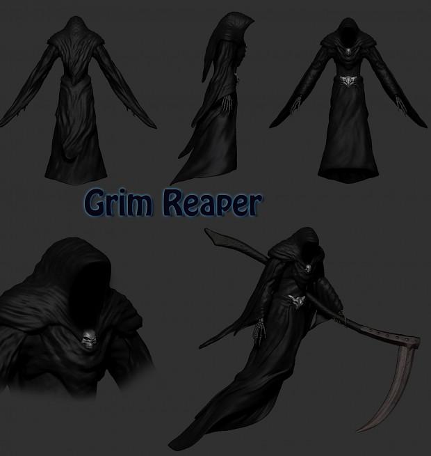 Grim Reaper model