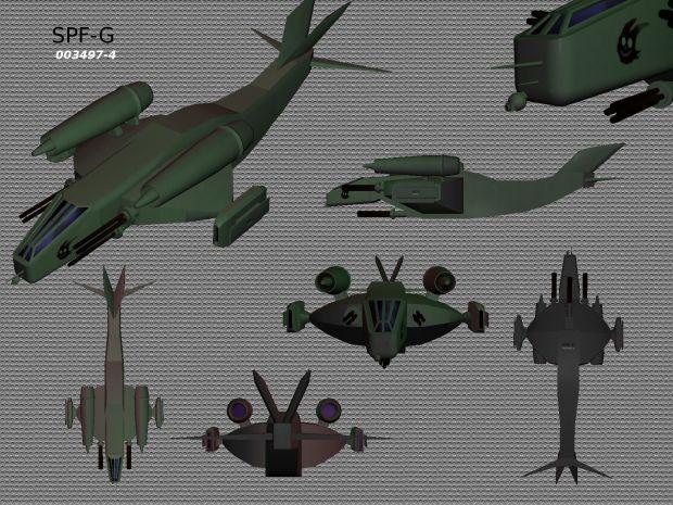 SPF-G Gunship