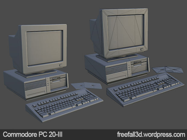 Commodore PC