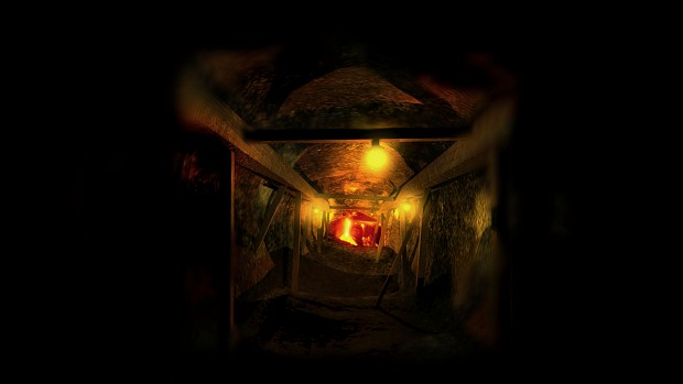 Into the Shaft of Hell