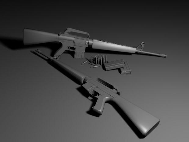 M16 A1/SP1