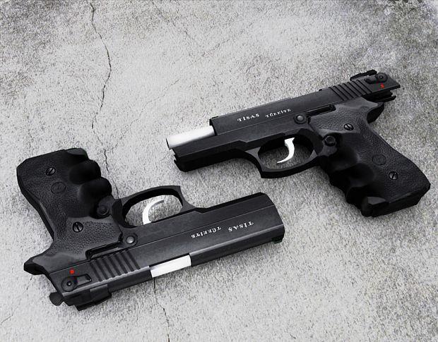 Zigana F Auto Pistol