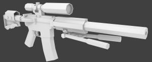 M4A1 LP Model