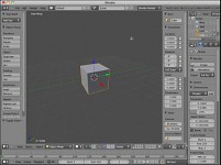 Video Tuts #1 Blender 3D Space by Neal Hirsig