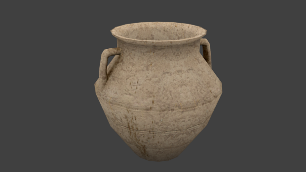 Game Ready Ancient pot