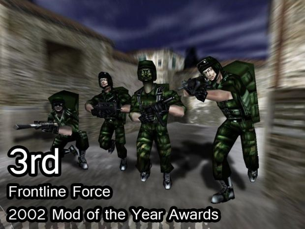 Front Line Force 3rd 2002 MOTY