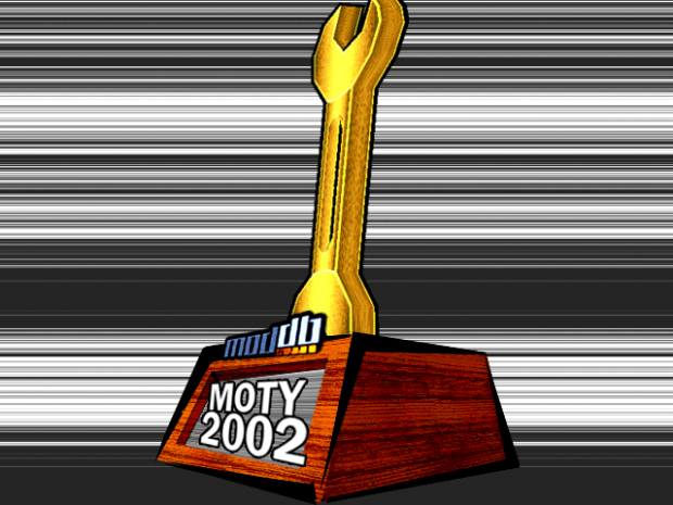 Mod of the Year 2002 Trophy