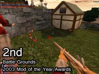 Battle Grounds 2nd 2003 MOTY