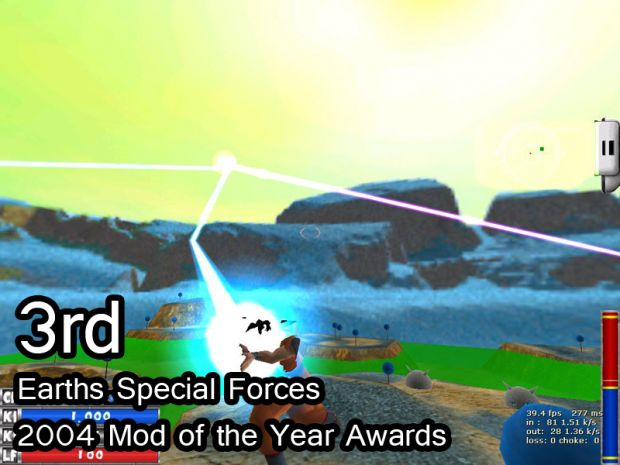 Earths Special Forces 3rd 2004 MOTY