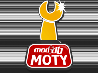 Mod of the Year 2005 Trophy