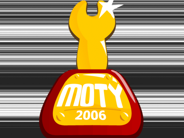 Mod of the Year 2006 Trophy