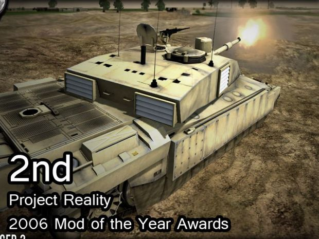 Project Reality 2nd 2006 MOTY
