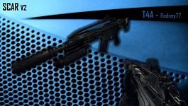 Scar V2 (Crysis 2 scar)