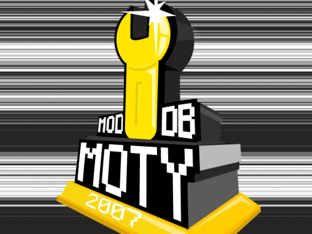 Mod of the Year 2007 Trophy