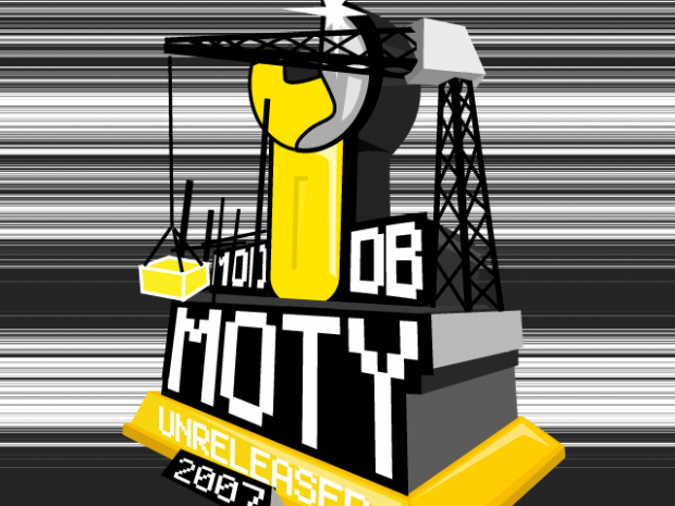 Mod of the Year 2007 Unreleased Trophy
